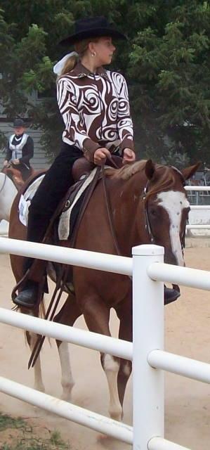 Jr Horse WP Open Classs 2011 Fair